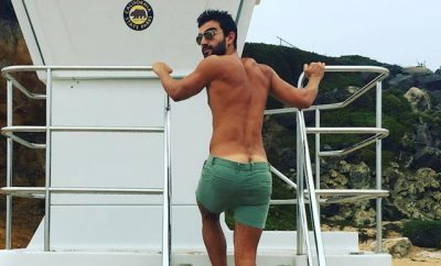 Gay Olympian Shows Off His Butt to Increase Queer Visibility
