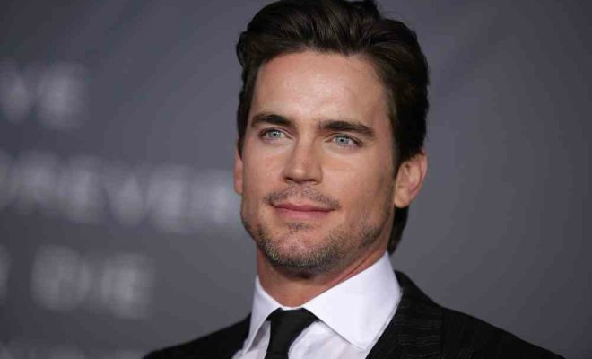 Matt Bomer to Play Tra...