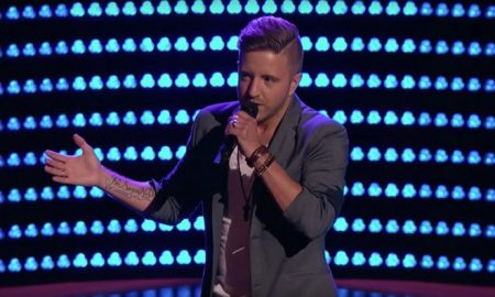 Gay country singer Billy Gilman on 'The Voice'