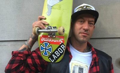 Skateboarding Icon Comes Brian Anderson