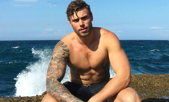 Gus Kenworthy Spent His Weekend Skinny Dipping