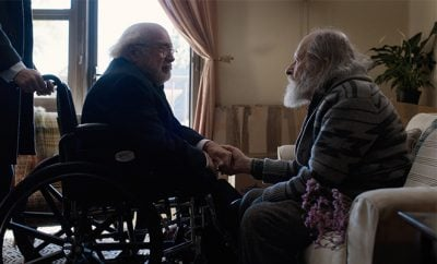 Danny DeVito and David Margulies Star in 'Curmudgeons'
