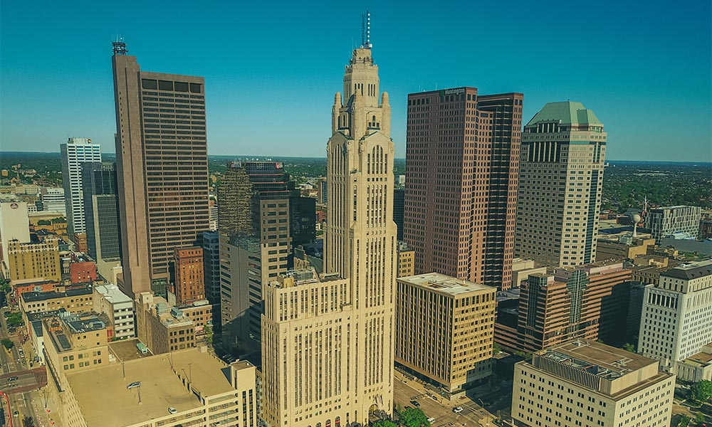 This is a photo of Columbus, Ohio.