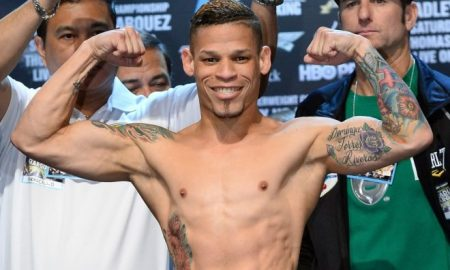 Openly gay boxer Orlando Cruz