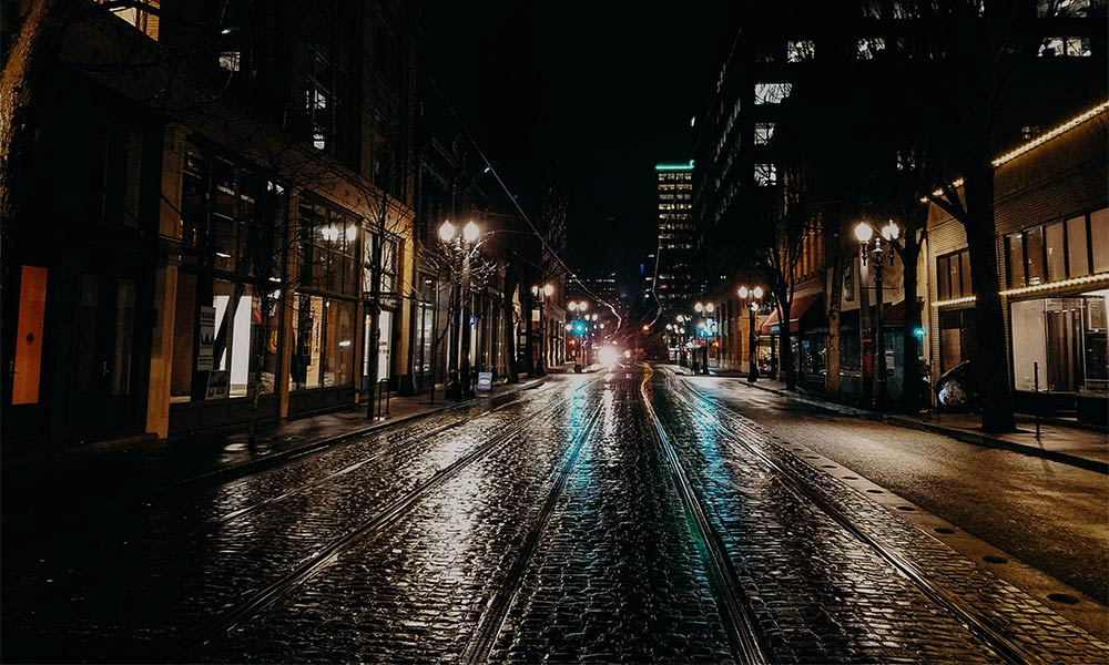 This is a photo of Portland, Oregon