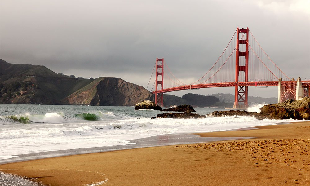 This is a photo of San Francisco, California