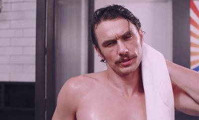 James Franco Hillary Clinton endorsement