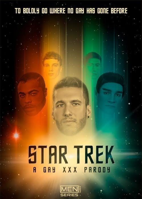 'Star Trek' Gay Porn Parody is out of this world