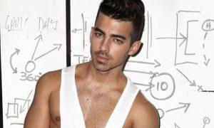 Joe Jonas for 'Notion Magazine'