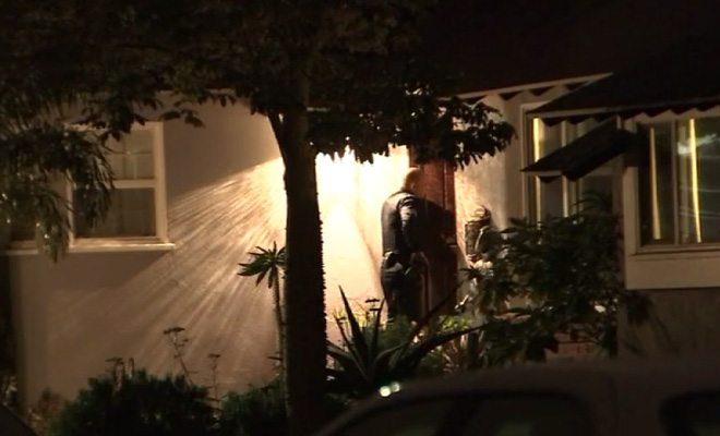 Hate Crime in Van Nuys, California