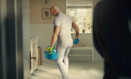 Mr. Clean Super Bowl commercial