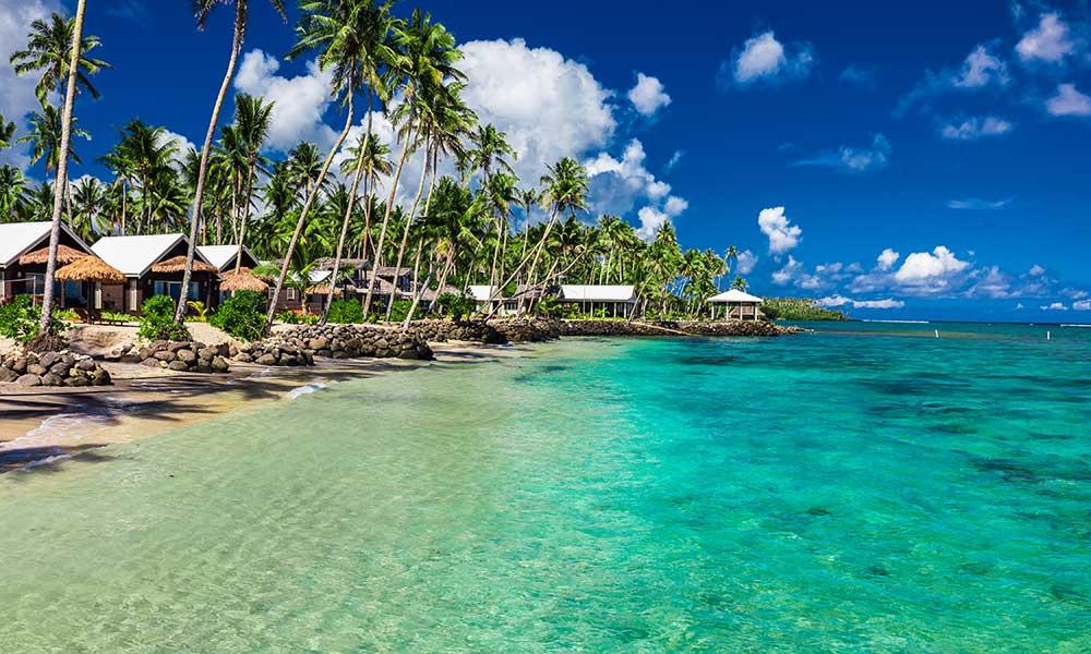 Island of Samoa