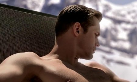 Alexander Skarsgard in True Blood