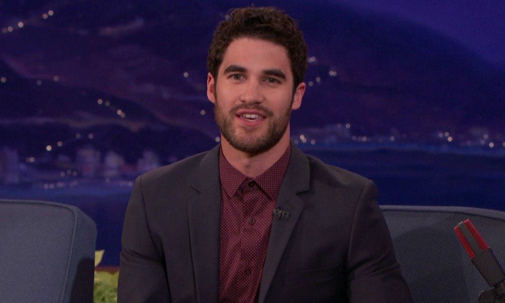 Darren Criss on 'Conan'