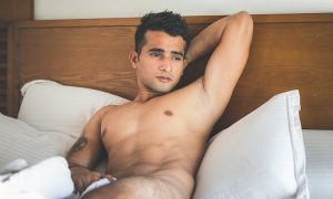 Gay Muslim Man