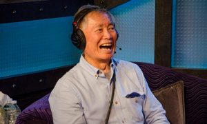 George Takei on The Howard Stern Show