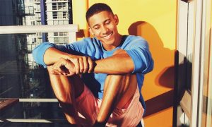 Keiynan Lonsdale Comes Out on Instagram