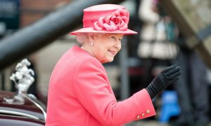 Her Royal Highness Queen Elizabeth II