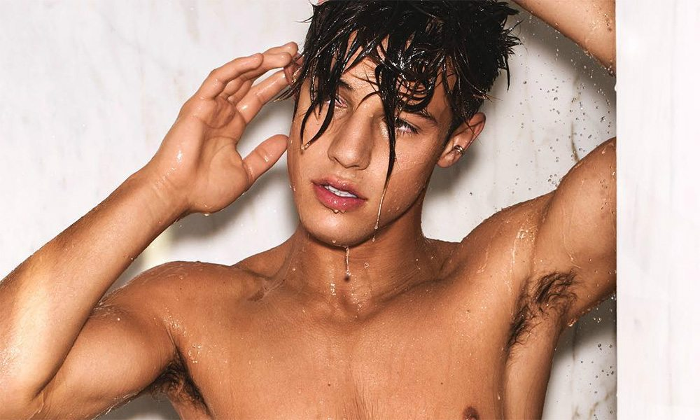 Cameron Dallas for TINGS magazine