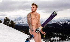 Gus Kenworthy in ESPN's The Body Issue 2017