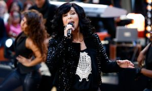Cher Just Dropped a New Song, and It's Bizzare