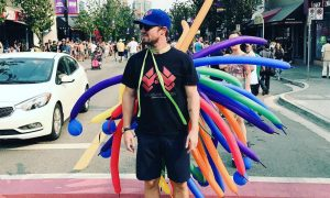 Stephen Amell Took Down a Horde of Homophobic Trolls on Facebook