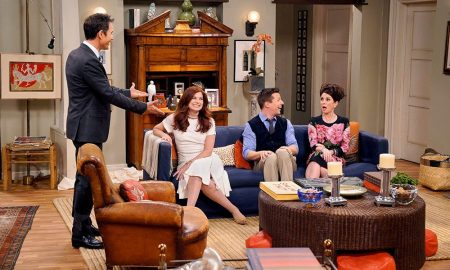 NBC Renewed 'Will and Grace' for Season 2