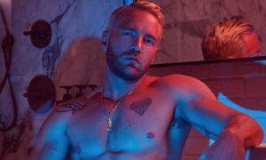 WIll Wikle for Paper magazine