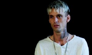 Aaron Carter Shares Fears of Being HIV-Positive
