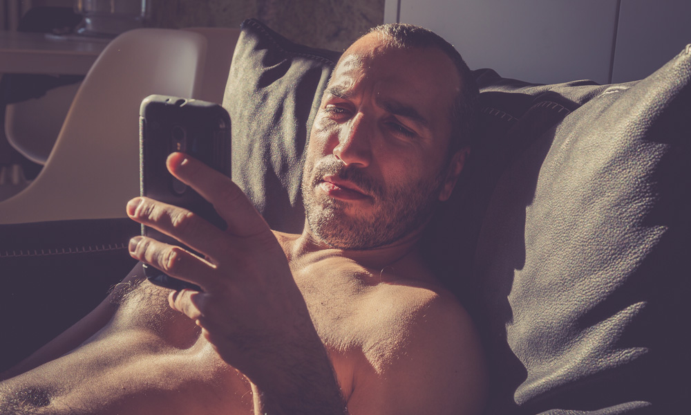 As the dating app Tinder turns five, new research shows men who regularly use the app have more body