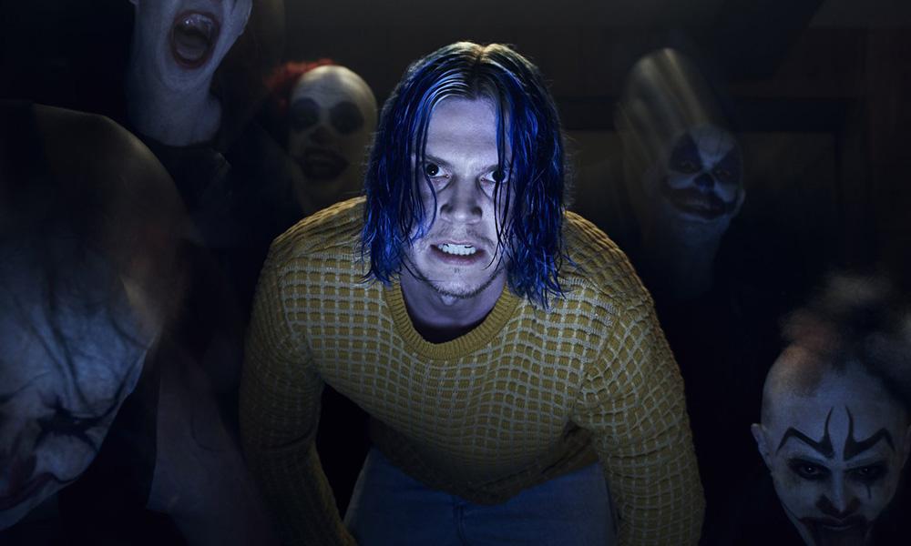 Evan Peters as Kai Anderson in 'American Horror Story: Cult'