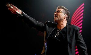 George Michael Kicks Off His '25 Live' Tour