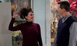 Karen and Jack from 'Will and Grace'