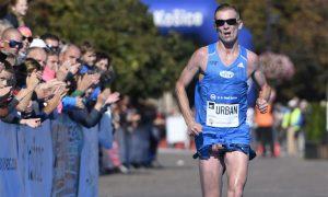Marathon Runner Jozef Urban