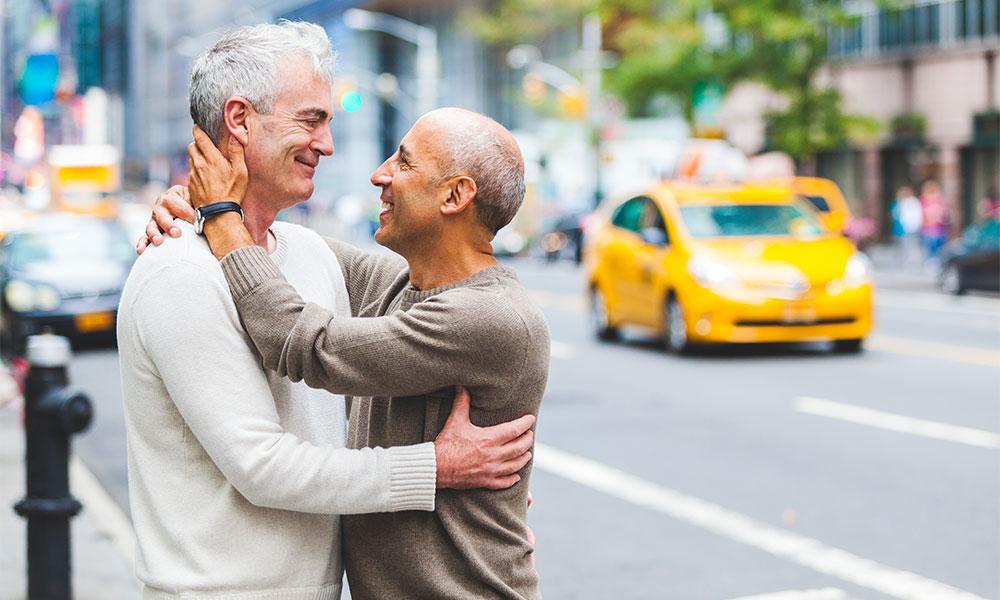 Free gay seniors