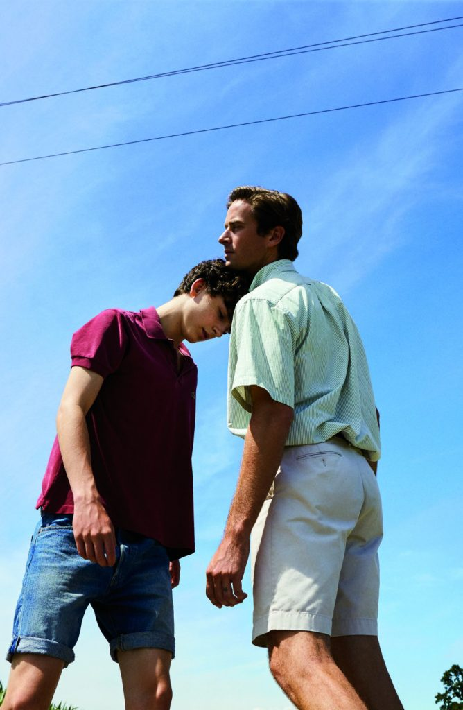 'Call Me By Your Name' Posted