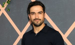 'Sense8' Star Alfonso Herrera Shows Off His CrossFit Skills