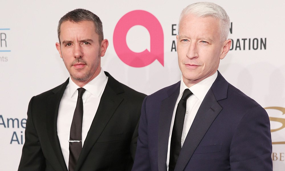 Anderson Cooper and Benjamin Maisani Break Up After Nine Years