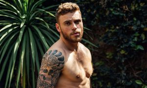 Gus Kenworthy Strips Down for 'Gay Times' Cover Shoot