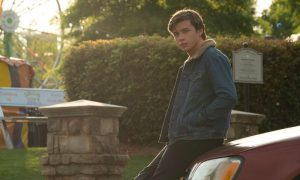 'Love, Simon' is considered to be the first mainstream teen romantic comedy with a gay lead character (played by Nick Robinson, second from left).