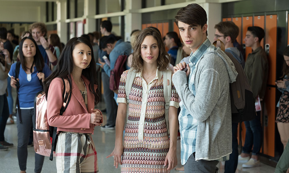 Netflix Drops Official Trailer for 'Alex Strangelove'