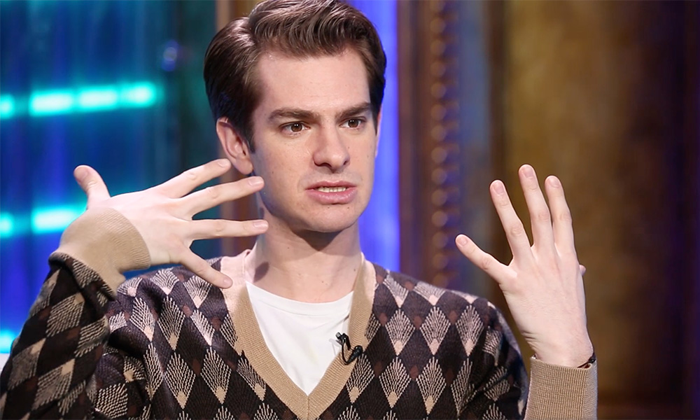 Andrew Garfield Comes Out as a Drag Race Fan