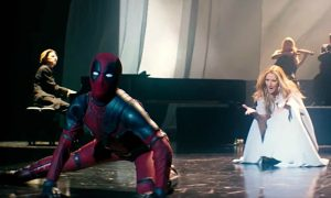 Celine Dion and Deadpool