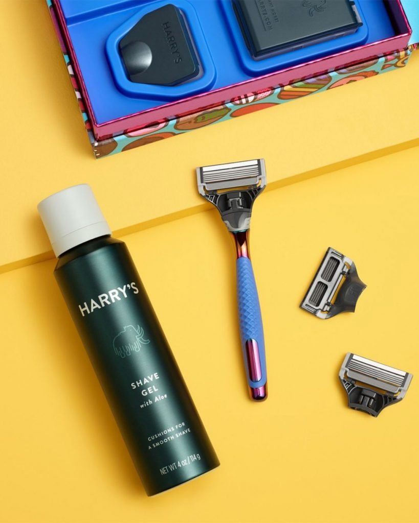 Harry's Shave With Pride Set