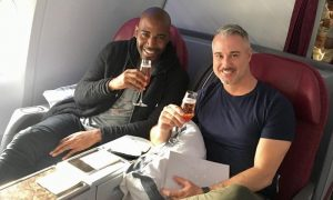 Karamo Brown is engaged to Ian Jordan