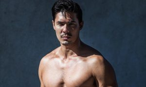 'Deadpool 2' Star Lewis Tan