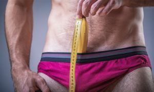 What is the average penis size?