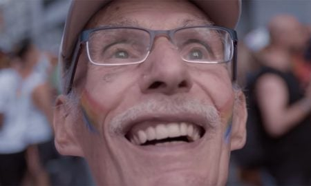 Watch This 86-Year-Old Gay Man Attend His First Pride