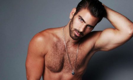 Nyle DiMarco Shirtless