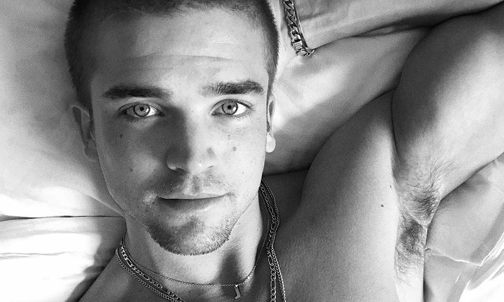 A Selfie by River Viiperi